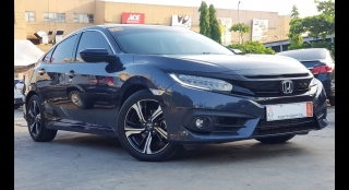 2016 Honda Civic 1.5 RS Turbo CVT