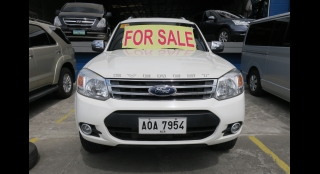 2014 Ford Everest 2.5L MT Diesel