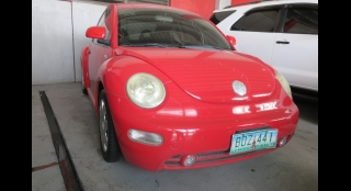 2000 Volkswagen Beetle 2.0L AT Gasoline