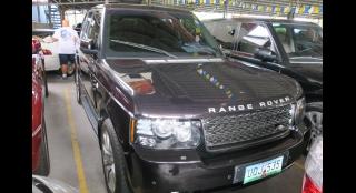 2012 Land Rover Range Rover 4.4L TDV8