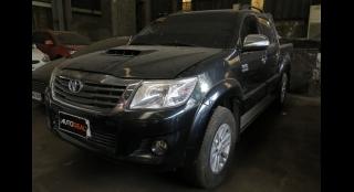 2015 Toyota Hilux 3.0L MT Diesel