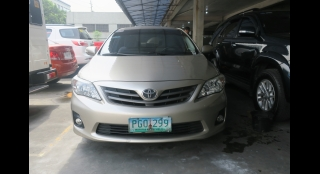 2010 Toyota Corolla Altis 1.6 G AT