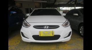 2015 Hyundai Accent Hatchback 1.6 CRDi GL AT