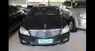 2008 Mercedes-Benz E-Class 3.0L AT Gasoline