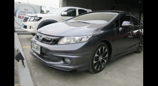 2014 Honda Civic 2.0L AT Gasoline