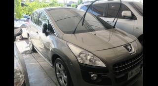 2014 Peugeot 3008 2.5L AT Diesel
