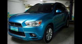 2011 Mitsubishi ASX GLX