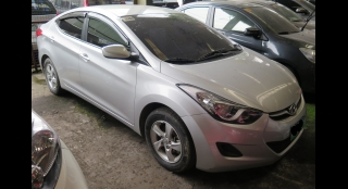 2013 Hyundai Elantra 1.6 GL Gas MT
