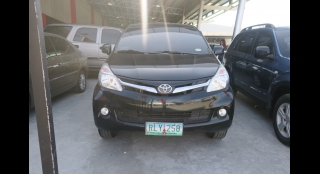 2012 Toyota Avanza 1.5 G AT