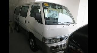 2013 Nissan Urvan EScapade 2.7L MT Diesel