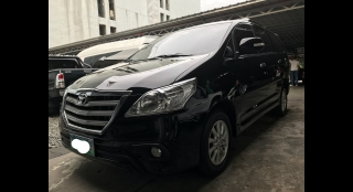 2014 Toyota Innova V 2.5 DSL AT