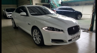 2014 Jaguar XF 3.0L AT Diesel