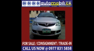 2006 Honda Civic 1.8S AT