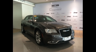 2015 Chrysler 300C 3.6L AT Gasoline