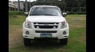 2012 Isuzu D-MAX 2.5L AT Diesel