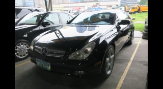 2011 Mercedes-Benz CLS-Class 5.5L AT Gasoline