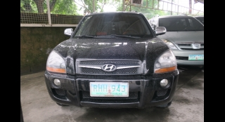 2009 Hyundai Tucson 2.0 Gas (4X2) AT