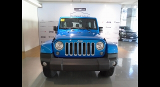 2016 Jeep Wrangler Unlimited 2.8L AT Diesel