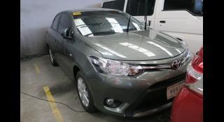 2017 Toyota Vios 1.3L AT Gasoline
