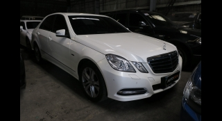 2013 Mercedes-Benz E-Class 2.5L AT Gasoline
