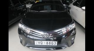 2015 Toyota Corolla Altis 1.6L AT