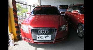 2009 Audi A4 2.0L AT Diesel