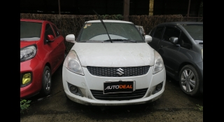 2012 Suzuki Swift 1.4L Manual