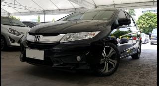 2015 Honda City VX AT
