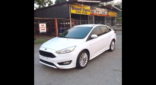 2015 Ford Focus Sedan 1.5 EcoBoost Titanium AT