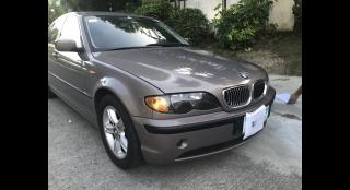 2005 BMW 3-Series Sedan 318i