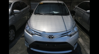 2016 Toyota Vios 1.3 Base MT