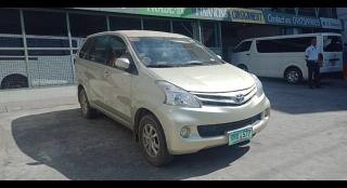 2013 Toyota Avanza 1.3 E AT