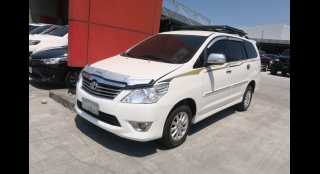 2012 Toyota Innova G Gas AT