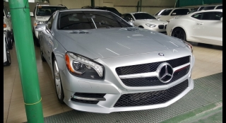 2016 Mercedes-Benz SL-Class 4.7L AT Gasoline