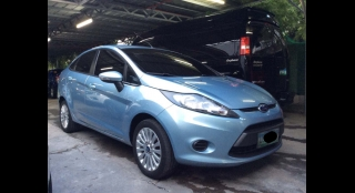 2013 Ford Fiesta Sedan 1.4L AT Gasoline