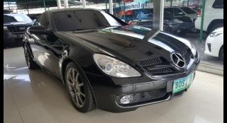 2009 Mercedes-Benz SLK-Class SLK 350