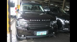 2012 Land Rover Range Rover 5.0L V8 HSE