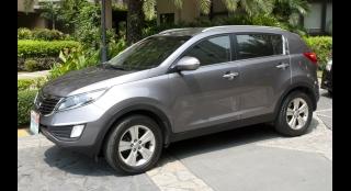 2011 Kia Sportage 2.0 EX FWD