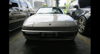 1987 Porsche 924 2.4L AT Gasoline