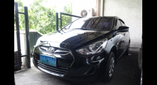 2012 Hyundai Accent Sedan GL Gas MT