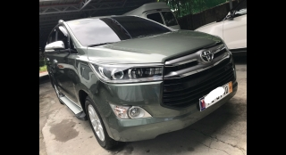 2017 Toyota Innova V 2.5L AT Diesel