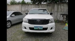 2012 Toyota Hilux J MT