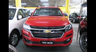2017 Chevrolet Colorado 2.8 4x4 AT LTZ
