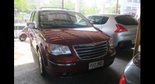 2011 Chrysler Town & Country 3.5L AT Gasoline