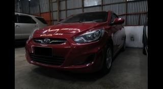 2013 Hyundai Accent Sedan GL Gas AT