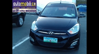 2012 Hyundai i10 1.1L GLS AT