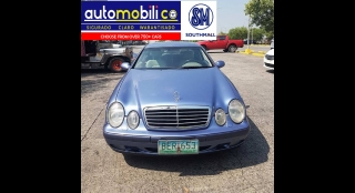 1997 Mercedes-Benz CLK-Class 3.2L AT Gasoline