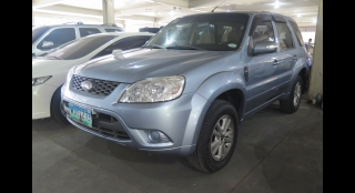 2012 Ford Escape Gas 2.3L AT