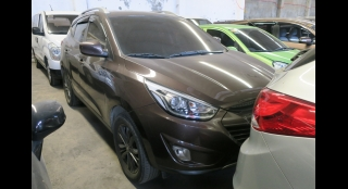 2014 Hyundai Tucson GL AT Gas