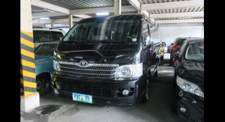 2010 Toyota Hiace Super Grandia AT